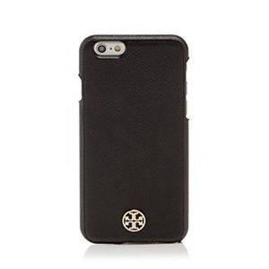Tory Burch Saffiano Leather iPhone 6/6S Case